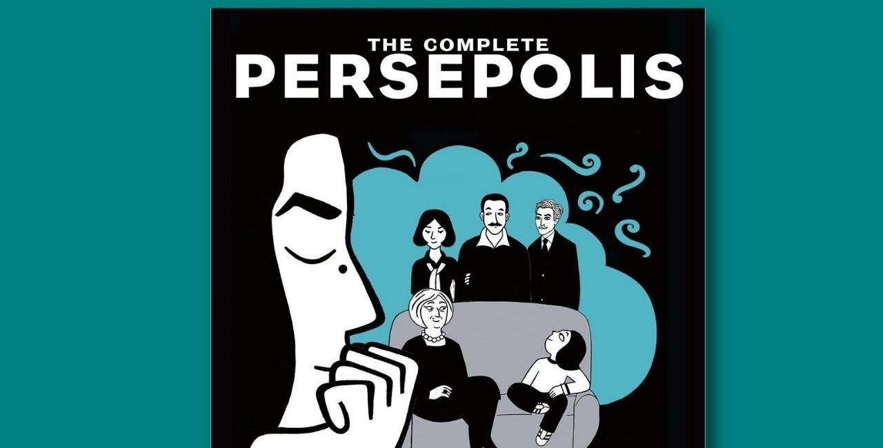 Persepolis, libro