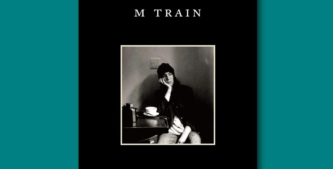 M Train, Patti Smith, libro