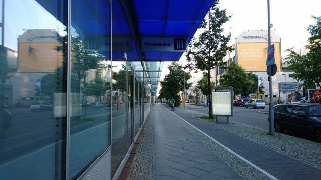 Stresemannstraße111, Berlino: qui, una volta, c'era l'Askanischer Hof