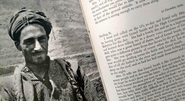 Beyond Euphrates, Freya Stark: A porter from Luristan