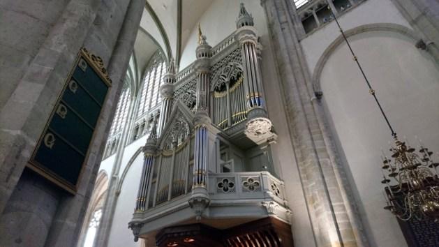 Utrecht, città della letteratura Unesco | Duomo, organo