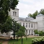 Schloss Tegel, retro