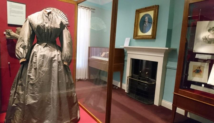 Brontë Parsonage Museum, camera di Charlotte
