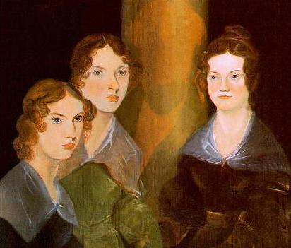 Ritratto delle sorelle Brontë