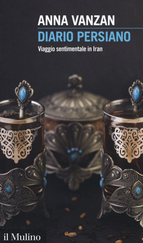 Copertina Diario persiano di Anna Vanzan