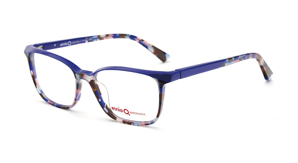 lunettes etnia barcelona bleues