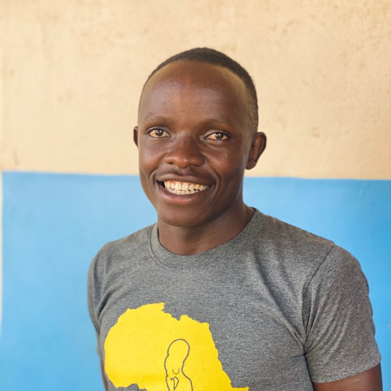 """Tugume Joseph """"Buka"""" - Born and raised in Kyarusozi, Buka holds a Diploma in Public Administration at Mountains of the Moon University. Buka is serving his community by directing day-to-day operations of LUMM as our Deputy Director. Buka has been with LUMM since 2017. In addition to his hard work as part of our team, he is also completing his bachelor's degree in Public Administration and Management at Mountains of the Moon."""