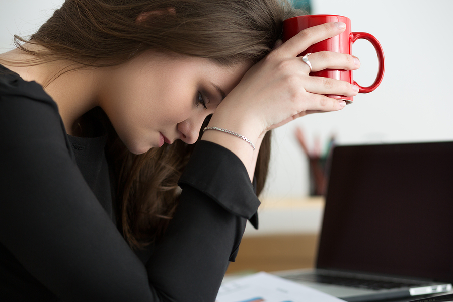 women how to stop feeling depressed about work