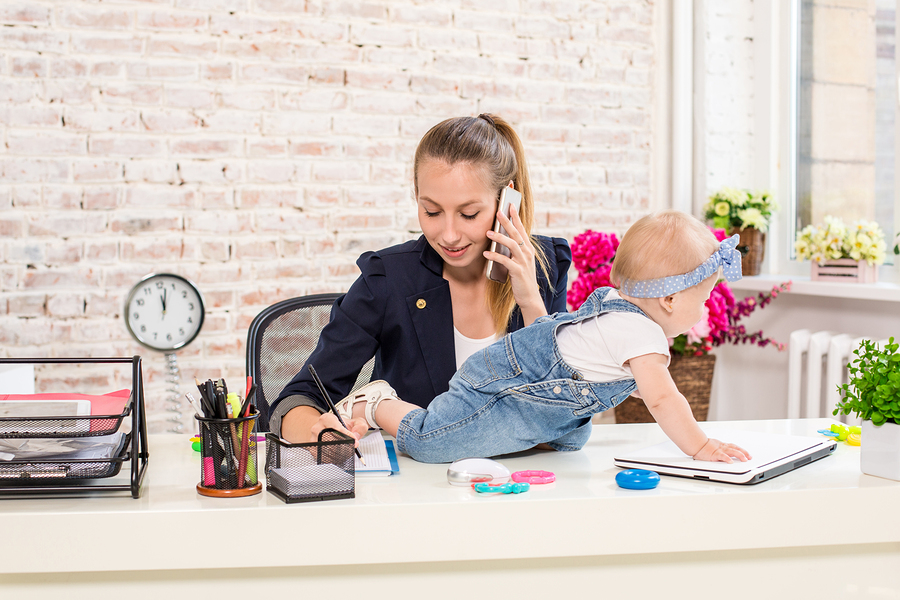 organize your life as a working mom
