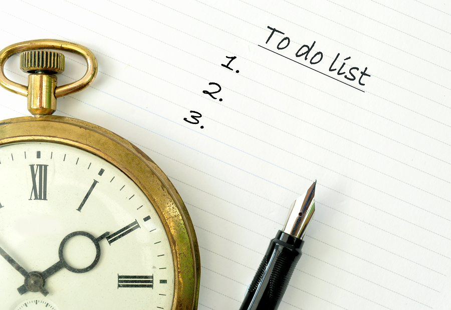 ways to get things done