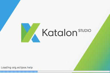 Katalon Studio Starts