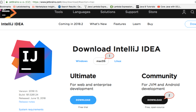 download intellij community edition