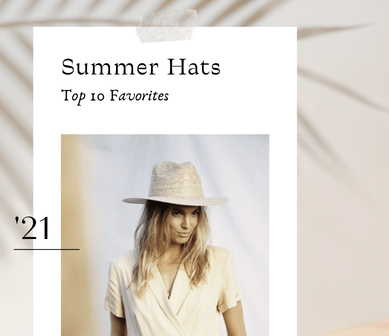 Best Hats for summer