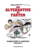 Schwarwel: Die Alternative zu Fakten - Buchcover