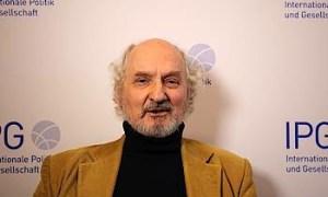 Prof. Michael Krätke von der Lancaster University auf ipg-journal.de
