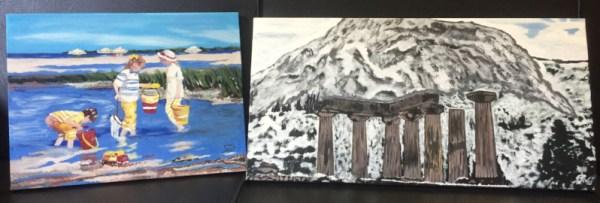 Έκθεση ζωγραφικής Ελλήνων καλλιτεχνών