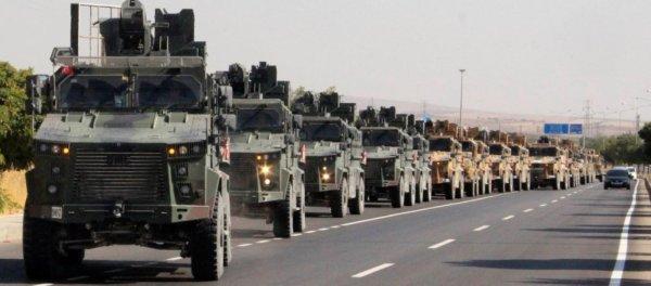 Εισβολή τουρκικών στρατευμάτων