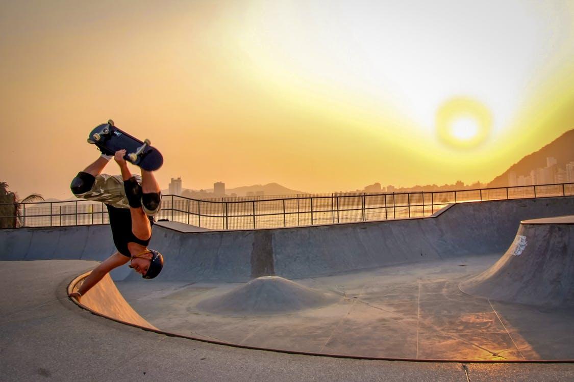 Le migliori mete per lo skateboard in Italia in Europa e nel mondo