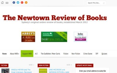The Newtown Review of Books: from wordpress.com to wordpress.org