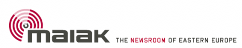 Maiak Newsroom Eastern Europe Logo