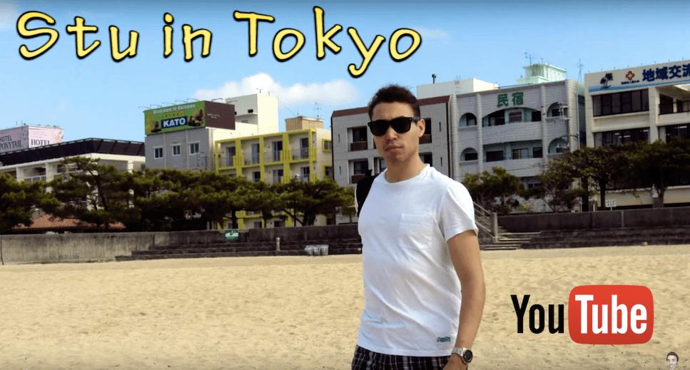 Interview: Stu in Tokyo