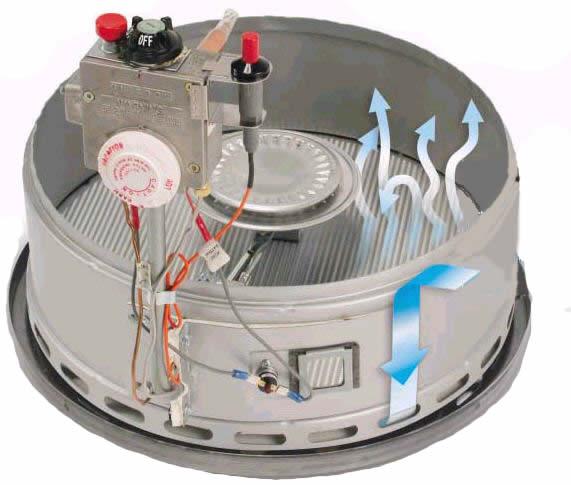water heater pilot light won t stay lit