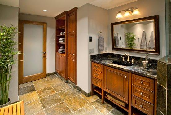 basement bathroom remodel Gladstone