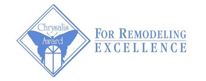 Chrysalis Award for Remodeling Excellence