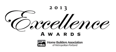 Home Builders Association 2013 Excellence Award