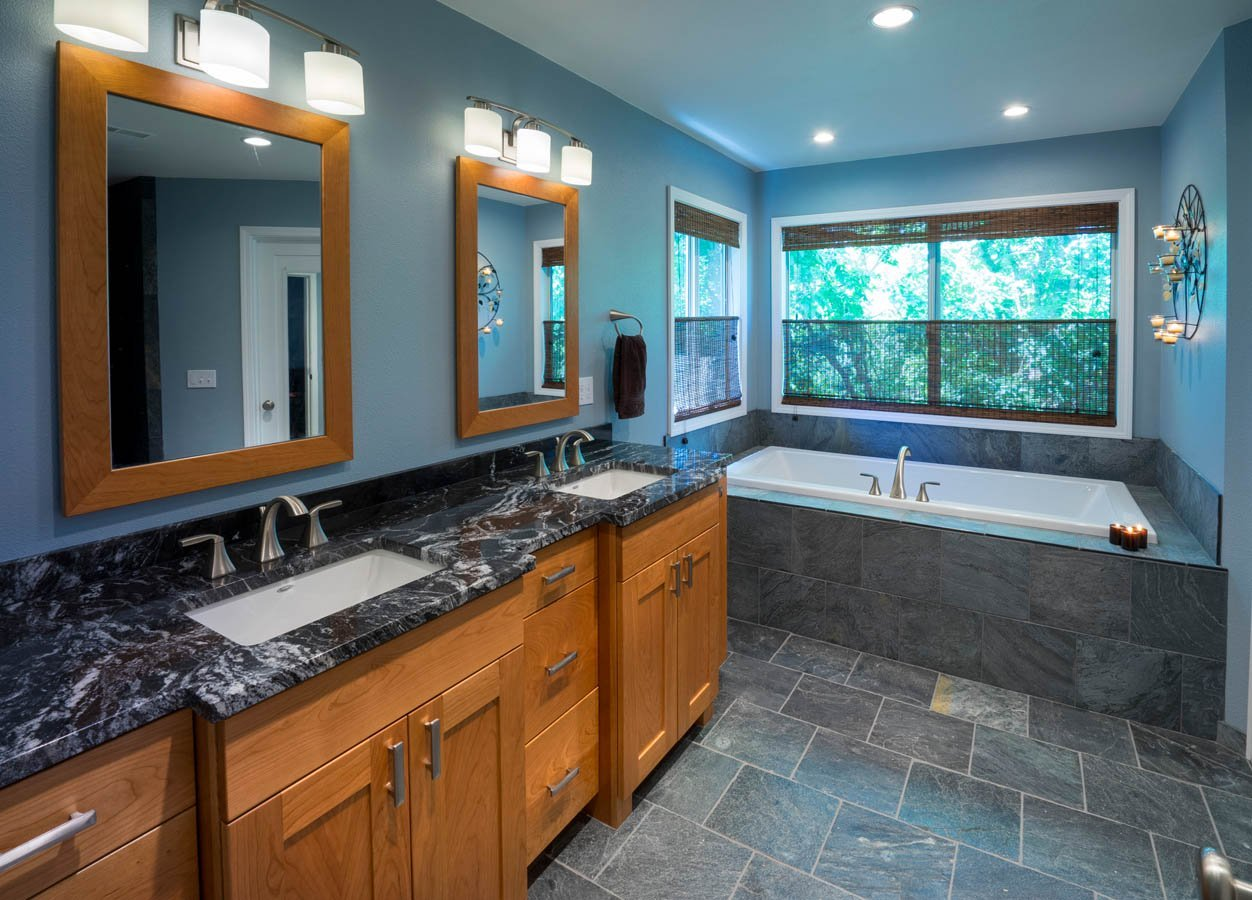 Exquisite Bathroom Remodeling In Portland Or L Evans Design