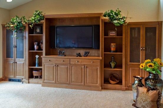 Enhanced-Italian-Traditional living room