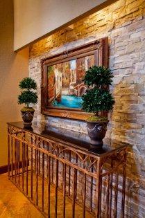 Enhanced-Italian-Traditional entryway table