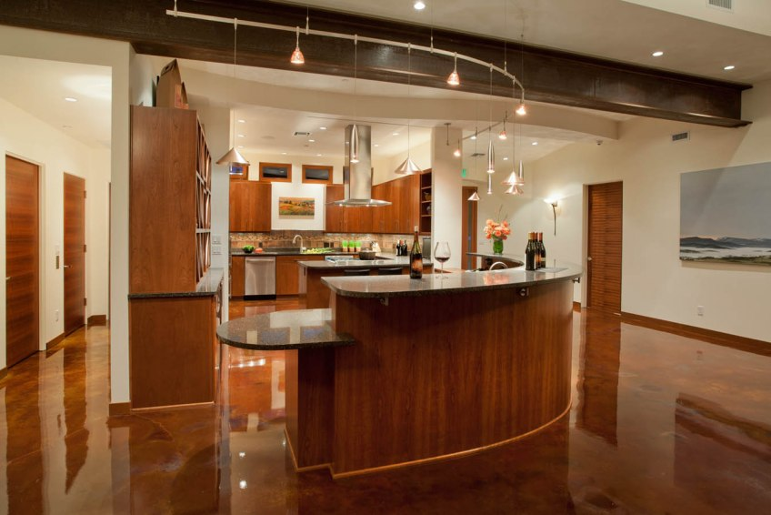 Northwest-Contemporary total home makeover