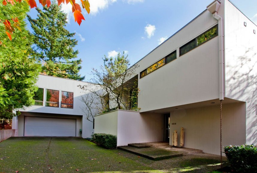 Ubo-Contemporary Portland home