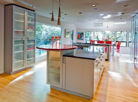 Ubo-Contemporary total kitchen