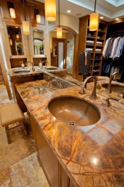 Enhanced-Italian-Traditional bathroom sink