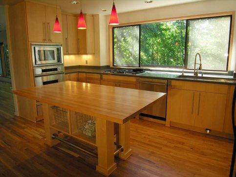 Northwest-Modern kitchen