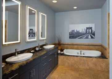 Bathroom remodel in Portland