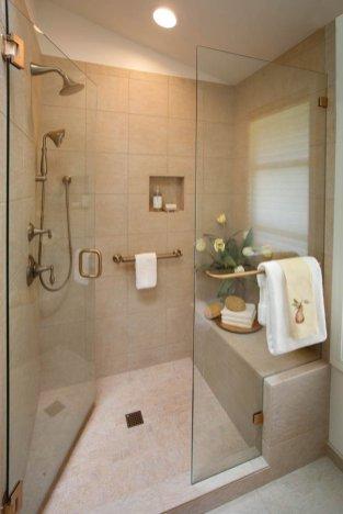 Classic-Italianate full shower remodel