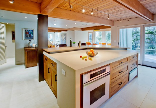 Retro Kitchen interior design