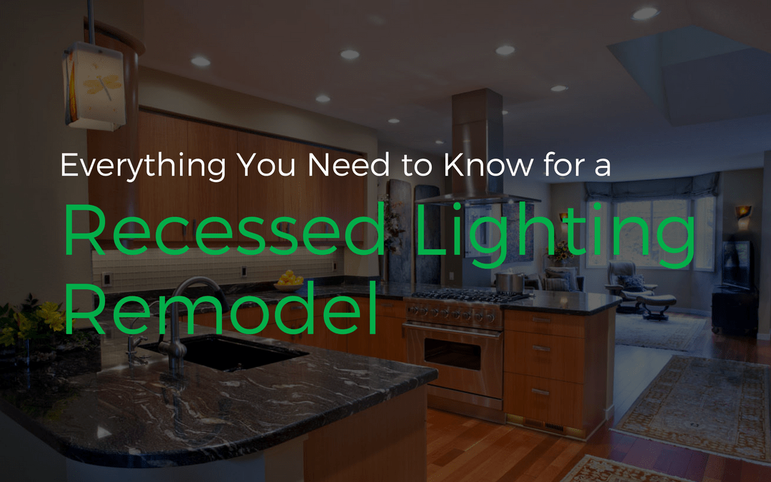 Everything you need to know for a recessed lighting remodel choose the right recessed light housing new construction or remodel aloadofball Image collections