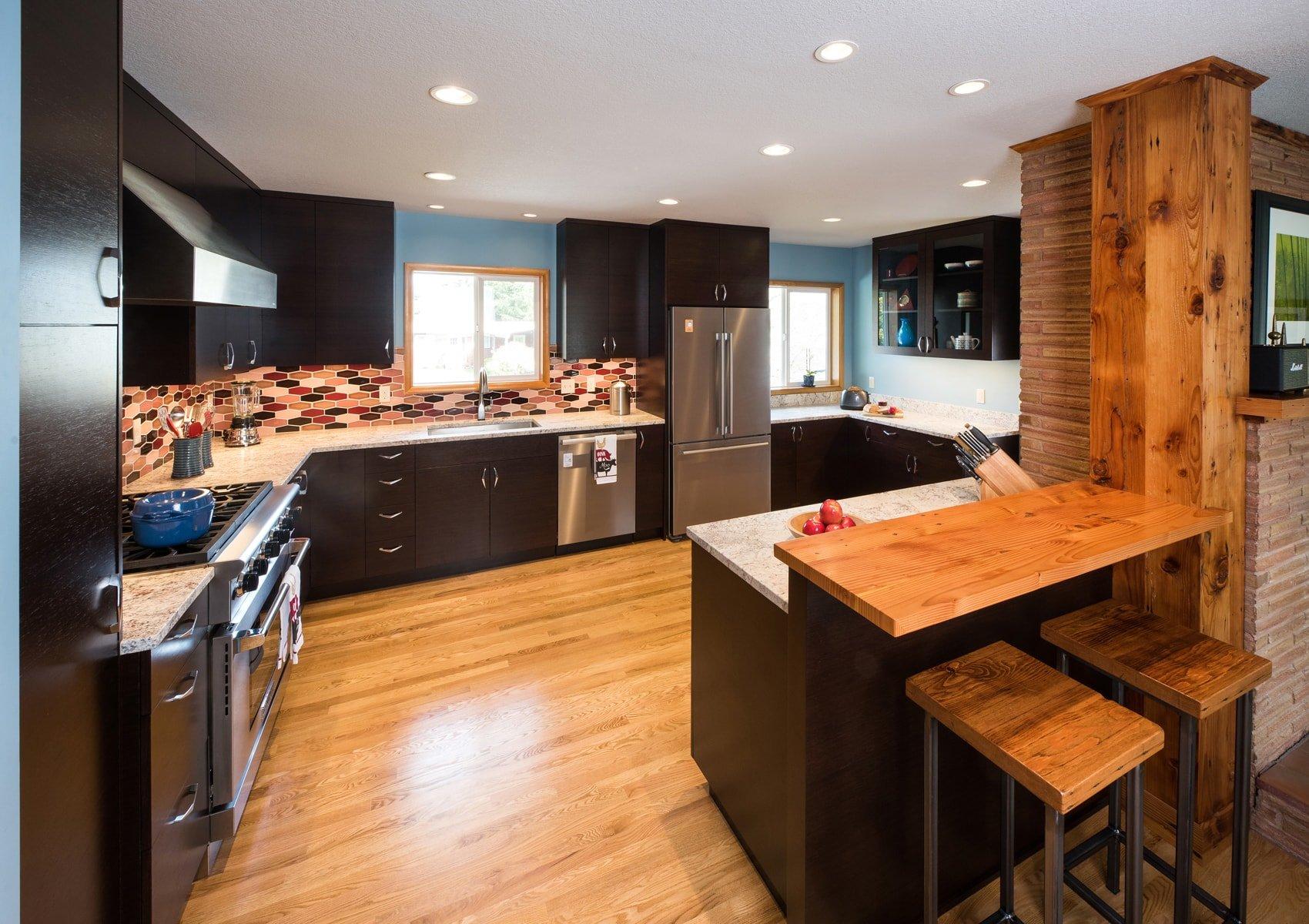 Portland OR Kitchen Remodels