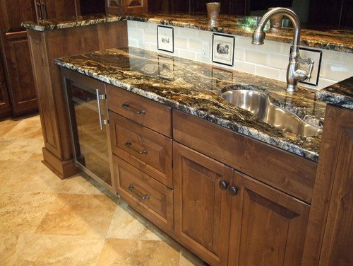 A traditional kitchen remodel in portland, or