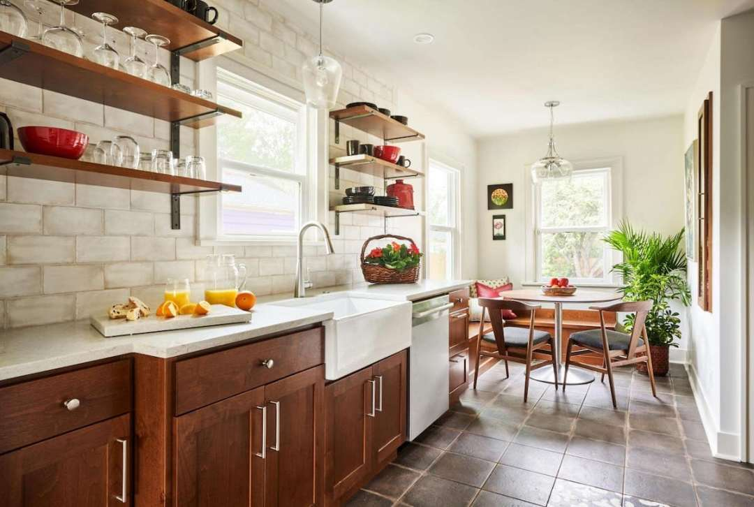 Smooth Home Renovation with Kitchen remodel