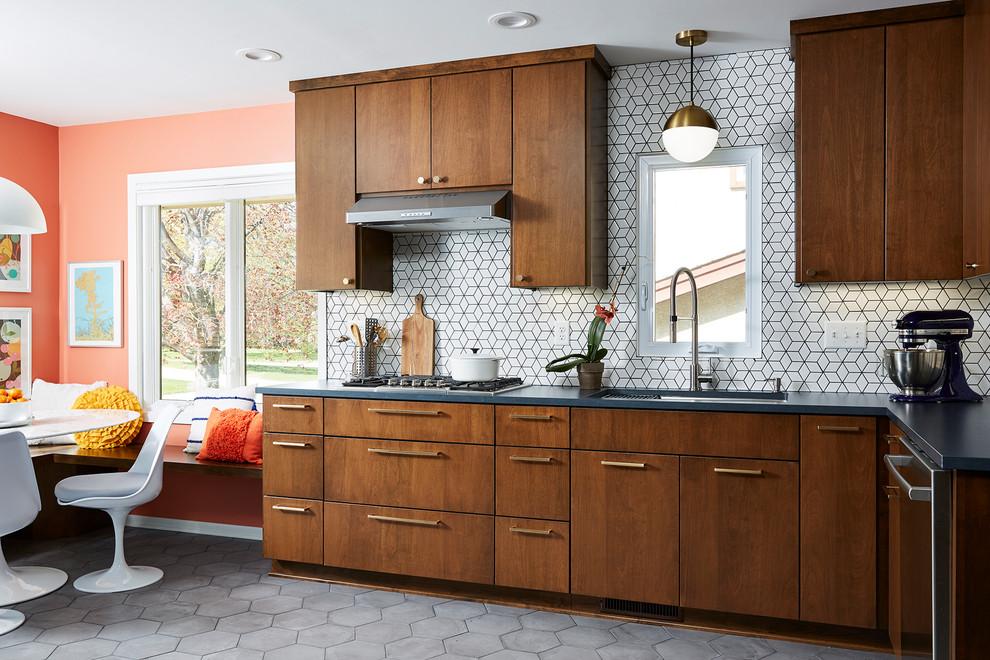 Mid Century Modern Kitchen Style