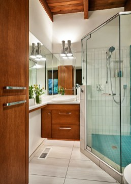 bathroom sink and shower remodel portland