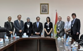 UK Universities with KRG Higher Education Ministry