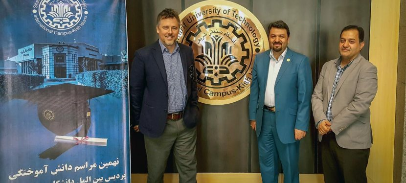 Levant Education Leads Iran Mission