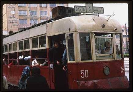 Going to Basta 1965