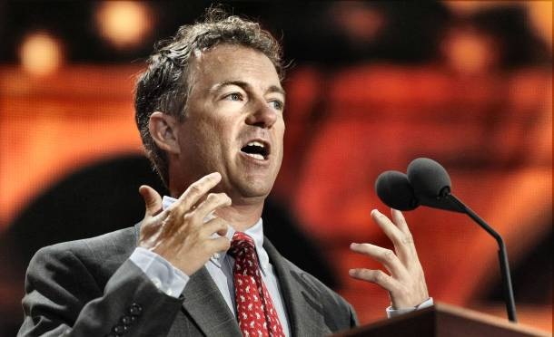 Reverend Rand Paul